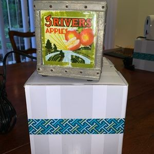 Scentsy fruit crate warmer